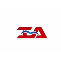 Ia company logo vector