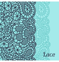 Vintage fashion lace background with abstract vector
