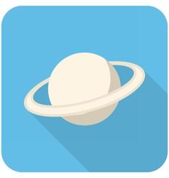 Planet icon vector