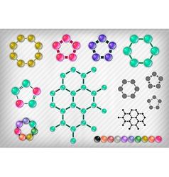 Chemist Set vector image