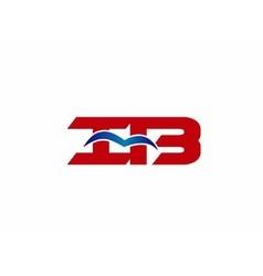 Ib company logo vector