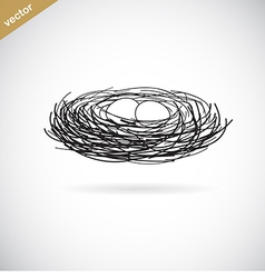 Birds nest vector