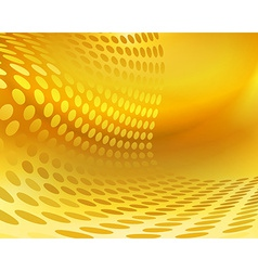 Gold ornate background design templates vector