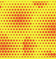 abstract dotted halftone background simple vector image