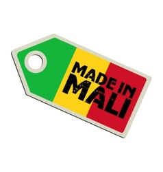 Made in mali vector