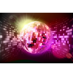 Abstract party background vector
