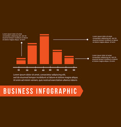Business graphic design collection vector