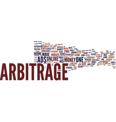 Legal adsense arbitrage arbitrage your income vector