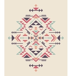 Set of three colorful ethnic pattern element with vector
