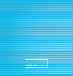 clean blue background vector image