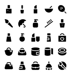 Clothes Icons 4 vector image vector image