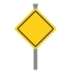 Road sign icon way design graphic vector