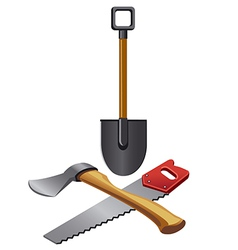 Work tools vector