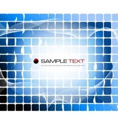tiles background vector image