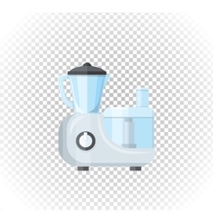 Sale of household appliances food processor vector