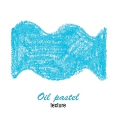 Oil pastel hand drawn texture for presentation vector