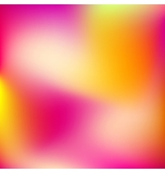 Abstract Blured Color Background vector image vector image