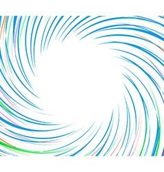 vortex background vector image