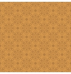 Seamless texture on orange element for design vector