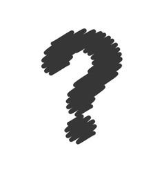 Question mark ask why icon graphic vector