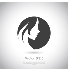 Woman logo vector