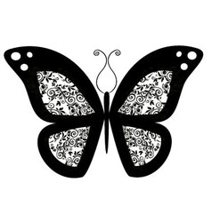 Butterfly 3 vector
