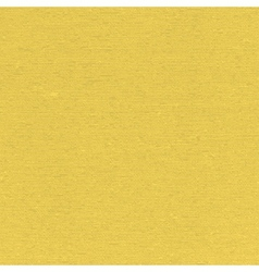 yellow mustard canvas with delicate grid to use as vector image vector image