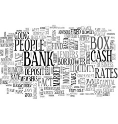 Are mortgages a risky business text word cloud vector