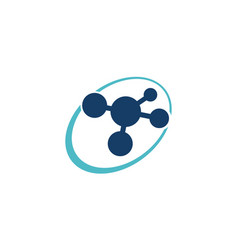technology network connection vector image
