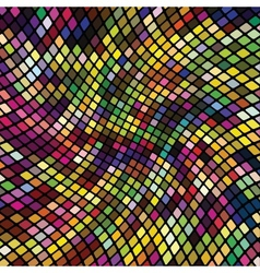 Swirl colorful abstract background vector