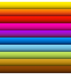 Abstract Retro Colorful Seamless Background vector image