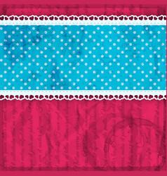 dark pink background or pattern vector image