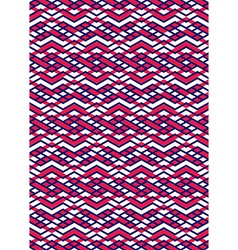 Bright rhythmic textured endless pattern symmetric vector