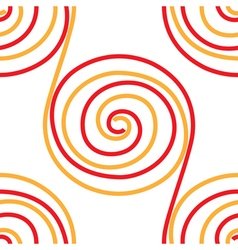 Associated spiral vector