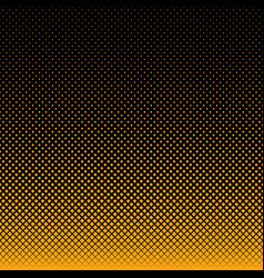 halftone square pattern background - from squared vector image vector image