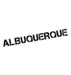 Albuquerque rubber stamp vector