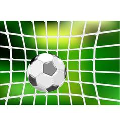 Goal net vector