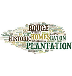 Baton rouge homes for sale text background word vector
