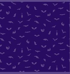Seamless birds pattern vector