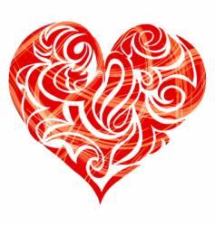 Heart-shape vector