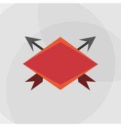 label icon design vector image vector image