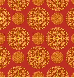 Chinese pattern background vector