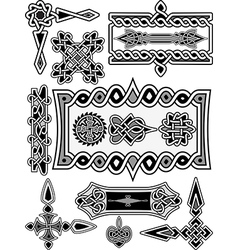 celticelements1 vector image