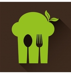 Vegan icon design vector