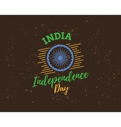 India independence day 15th august vector