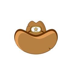 Sheriff-Hat-380x400 vector image