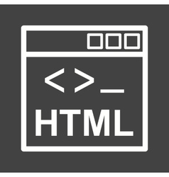 HTML vector image