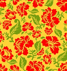 Vintage floral seamless pattern element seamless vector