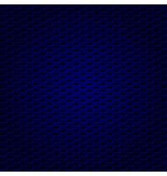 blue metal background vector image