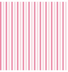 Pink Stripes Seamless Pattern vector image vector image